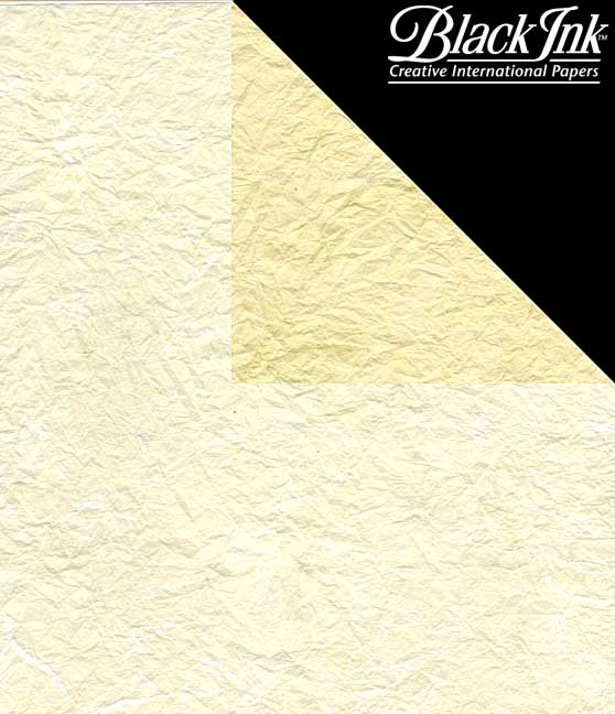 Reversible Unryu-White/Cream | GPC PapersGPC Papers